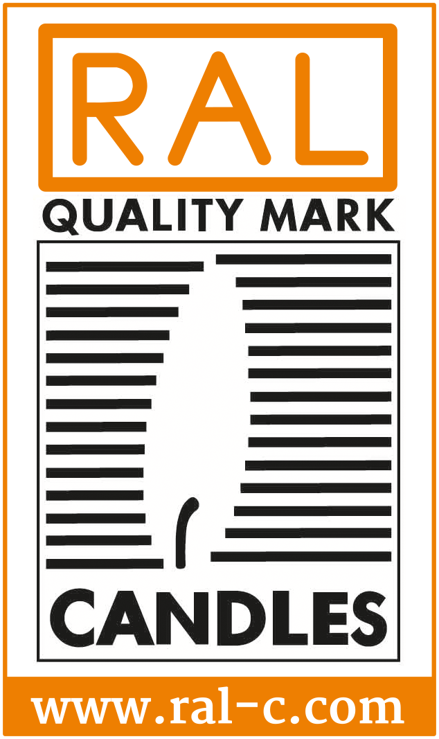 RAL Quality Mark for Candles